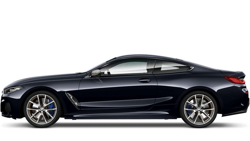Carbon Black (Metallic) BMW 8 Series Coupe