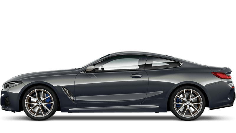 Dravit Grey (Metallic) BMW 8 Series Coupe