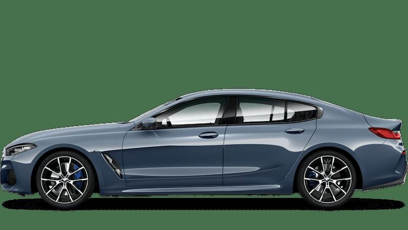 Barcelona Blue (Metallic) BMW 8 Series Gran Coupé
