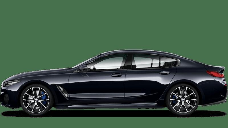 Carbon Black (Metallic) BMW 8 Series Gran Coupé