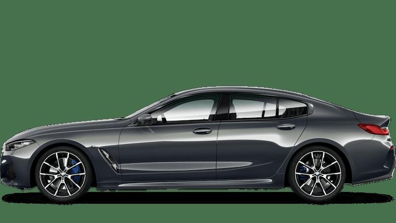 Dravit Grey (Metallic) BMW 8 Series Gran Coupé