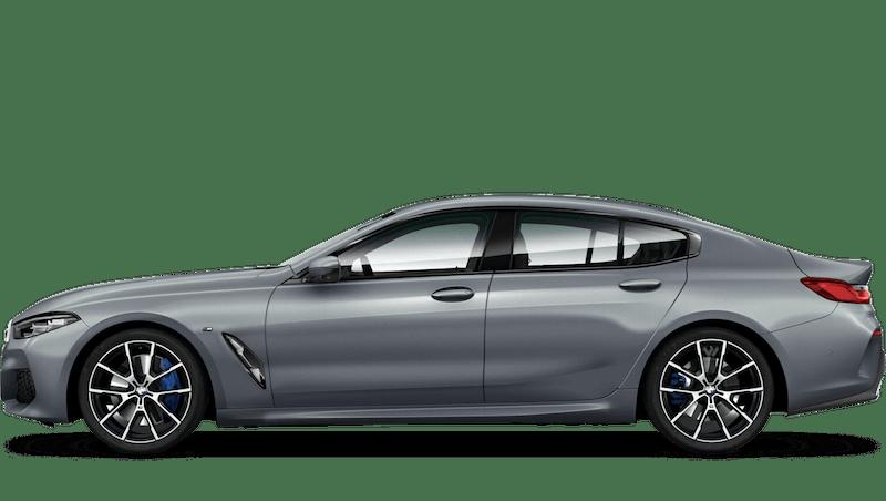 Frozen Bluestone (Metallic) BMW 8 Series Gran Coupé