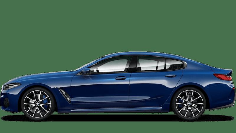 Tanzanite Blue II (Metallic) BMW 8 Series Gran Coupé