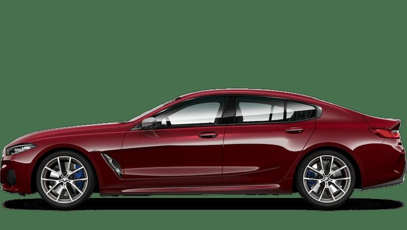 Aventurine Red (Metallic) BMW 8 Series Gran Coupe