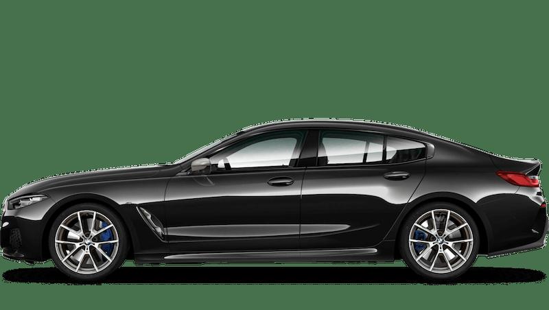 Black Sapphire (Metallic) BMW 8 Series Gran Coupe