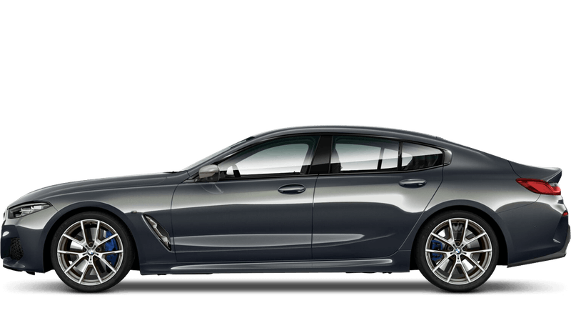 Dravit Grey (Metallic) BMW 8 Series Gran Coupe