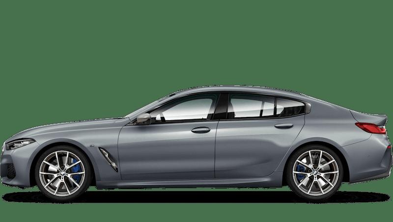 Frozen Bluestone (Metallic) BMW 8 Series Gran Coupe