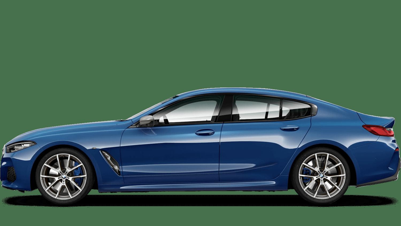 Sonic Speed Blue (Metallic) BMW 8 Series Gran Coupé