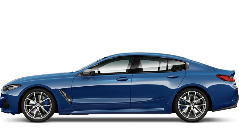 Sonic Speed Blue (Metallic) BMW 8 Series Gran Coupe