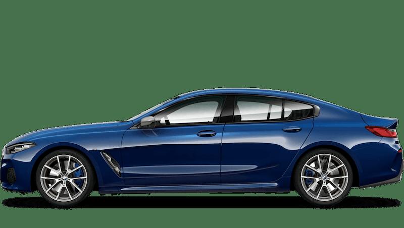 Tanzanite Blue II (Metallic) BMW 8 Series Gran Coupe