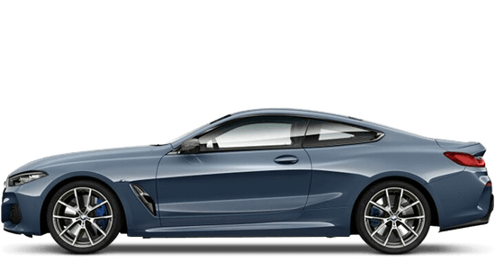8 Series New Car Offers