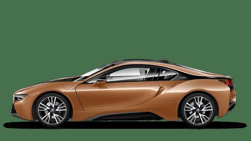 E-Copper (Special Metallic) BMW i8 Coupe