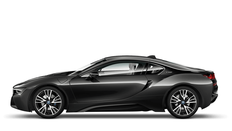 Sophisto Grey With Frozen Grey Accent (Metallic) BMW i8 Coupe