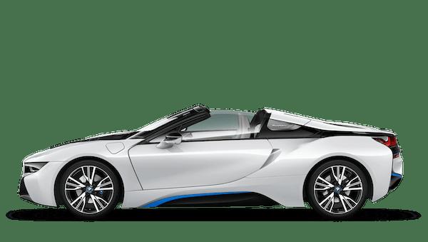 BMW i8 Roadster Entry