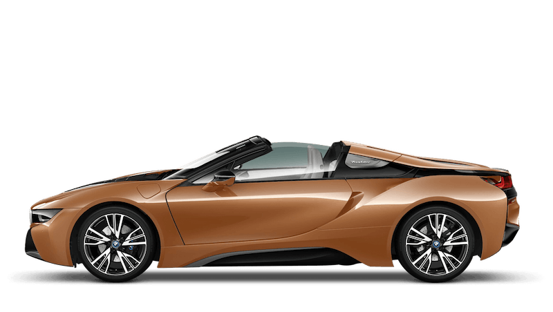 E-Copper (Special Metallic) BMW i8 Roadster
