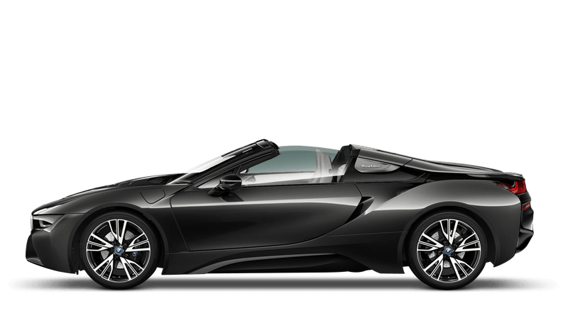 Sophisto Grey With Frozen Grey Accent (Metallic) BMW i8 Roadster