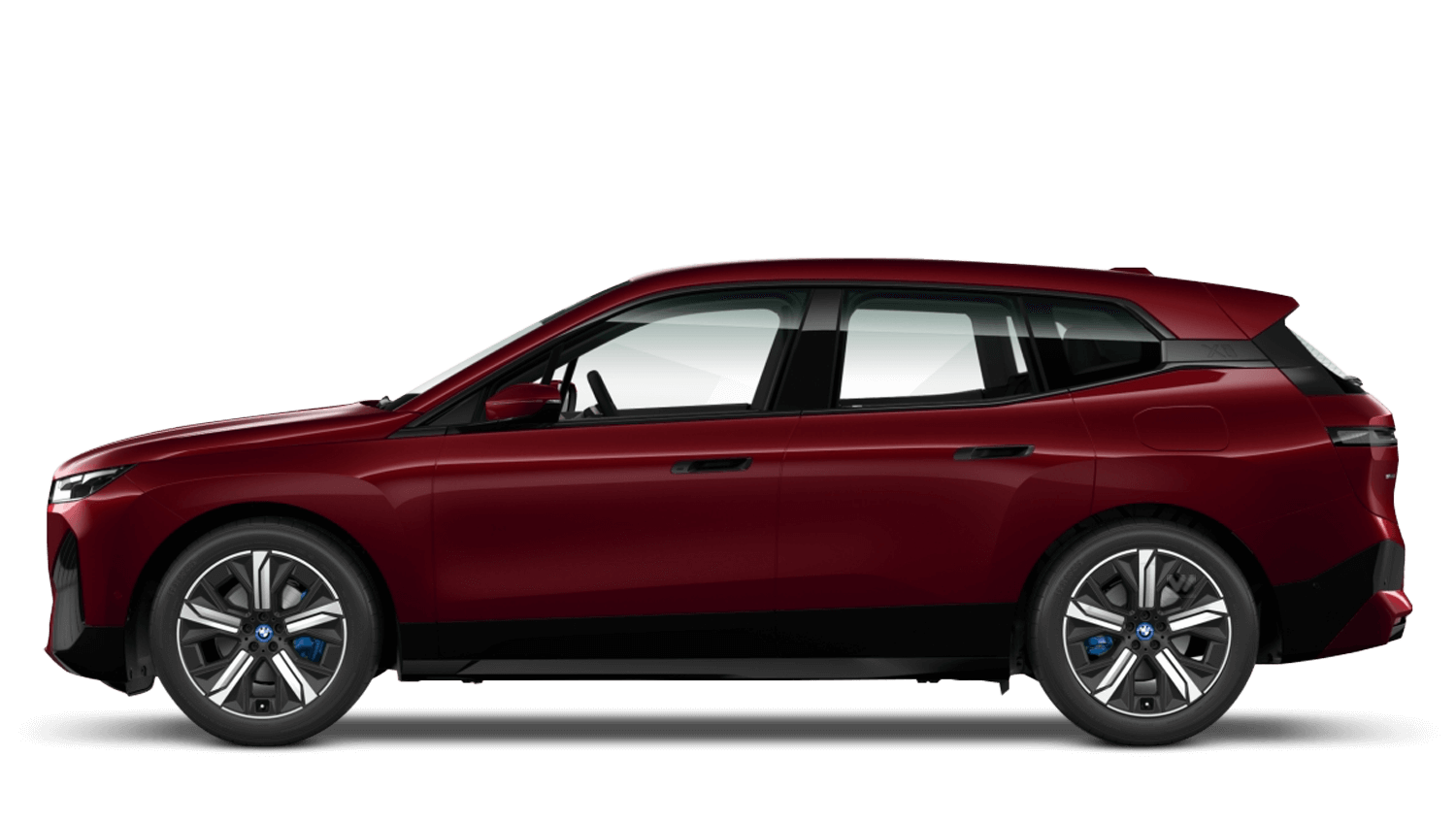 BMW iX Business Contract Hire