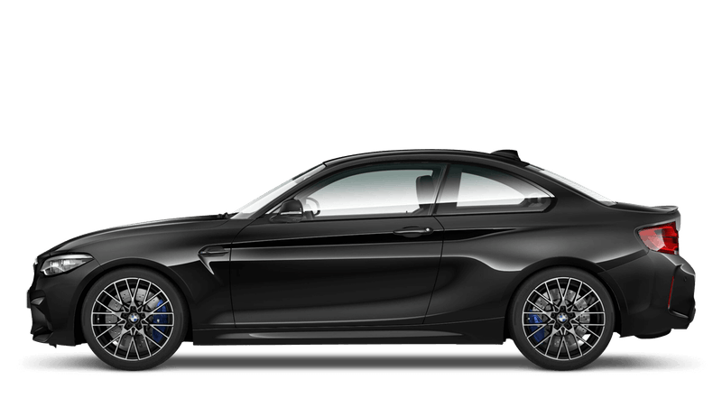 Black Sapphire (Metallic) BMW M2 Competition