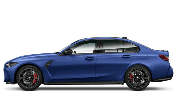 BMW M3 Competition Saloon M3