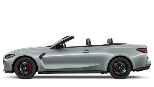 BMW M4 Competition Convertible Brochure