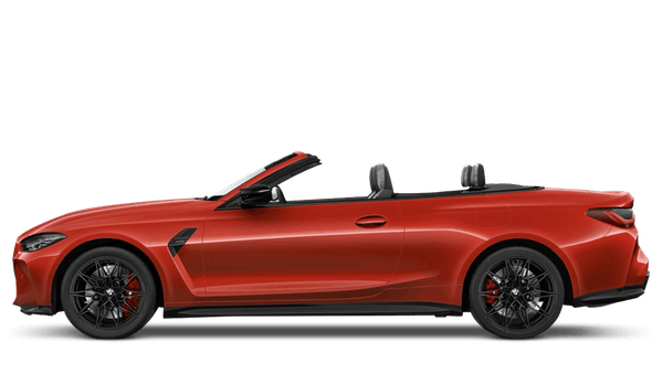 BMW M4 Competition Convertible M4