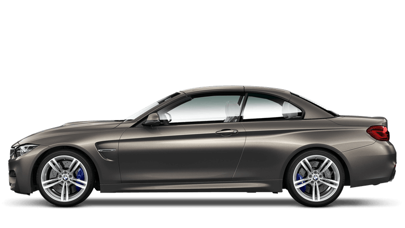 Champagne Quartz (Metallic) BMW M4 Convertible