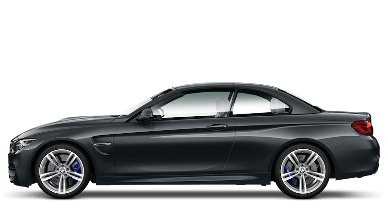 Mineral Grey (Metallic) BMW M4 Convertible