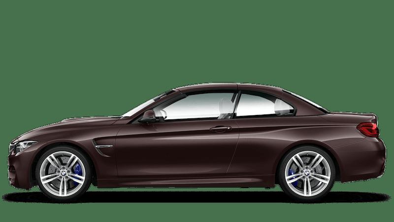Smoked Topaz (Metallic) BMW M4 Convertible