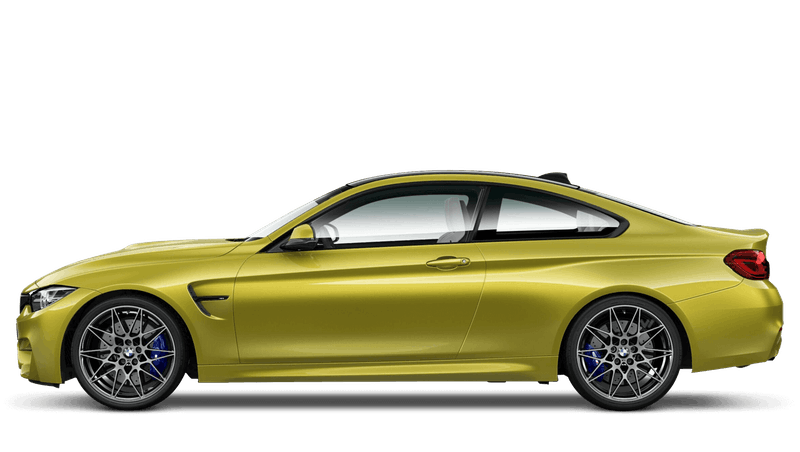 Austin Yellow (Metallic) BMW M4 Coupé