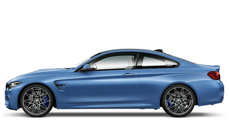Yas Marina Blue (Metallic) BMW M4 Coupé