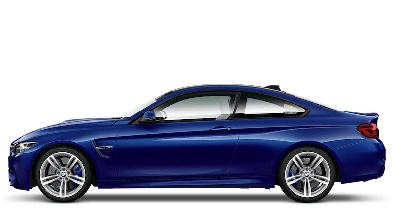 San Marino Blue (Metallic) BMW M4 Coupé