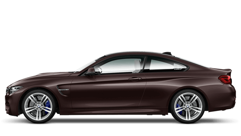 Smoked Topaz (Metallic) BMW M4 Coupé
