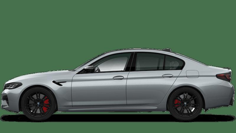 Bluestone (Metallic) BMW M5 Competition Saloon