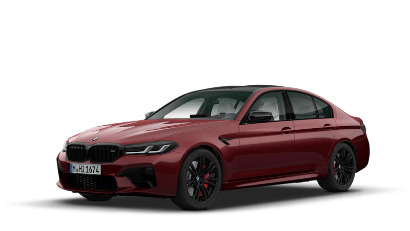 New BMW M5 Competition Saloon