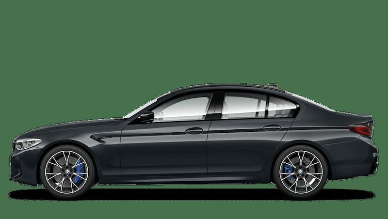 Singapore Grey (Metallic) BMW M5 Competition Saloon