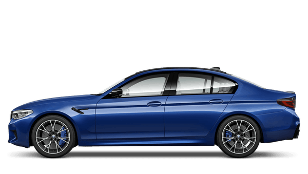BMW M5 Competition Saloon Entry