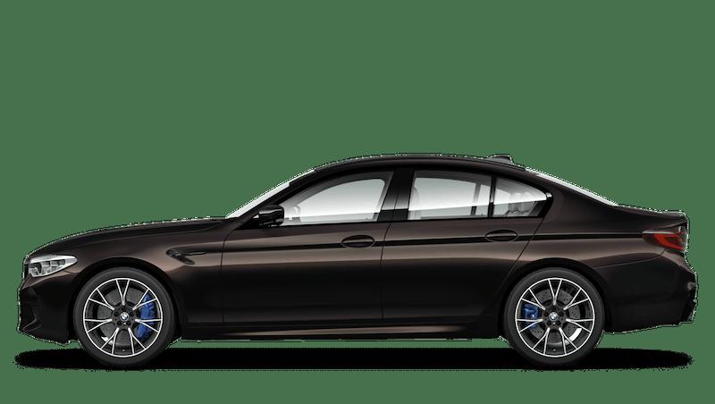 Almandine Brown (Metallic) BMW M5 Saloon