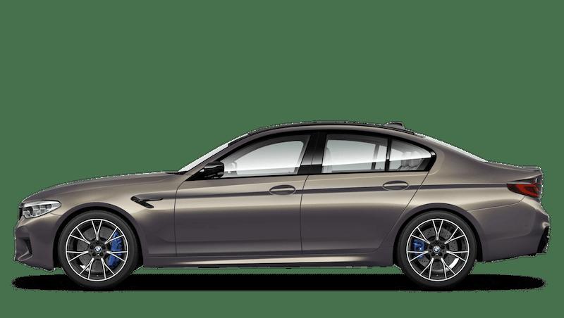 Champagne Quartz (Metallic) BMW M5 Saloon