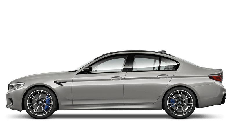 Donington Grey (Metallic) BMW M5 Saloon