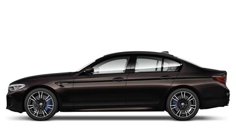 Almandine Brown (Metallic) BMW M5 Saloon
