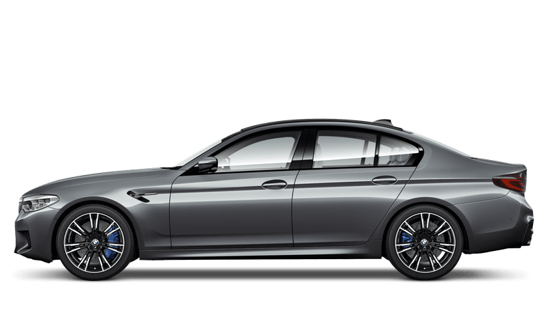 Bluestone (Metallic) BMW M5 Saloon