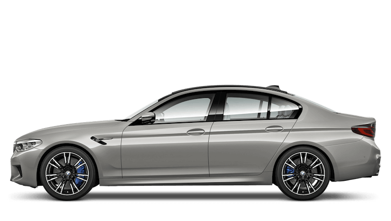 Donington Grey (Metallic) BMW M5 Saloon