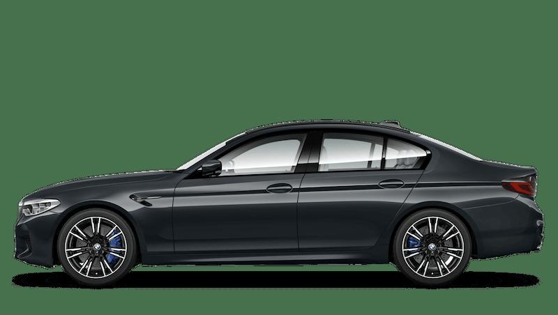 Singapore Grey (Metallic) BMW M5 Saloon