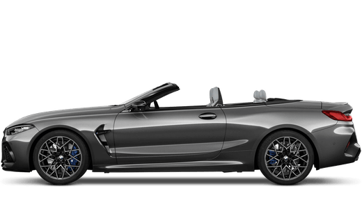 BMW M8 Competition Convertible Brochure