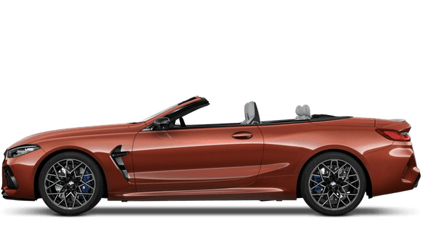 BMW M8 Competition Convertible Entry