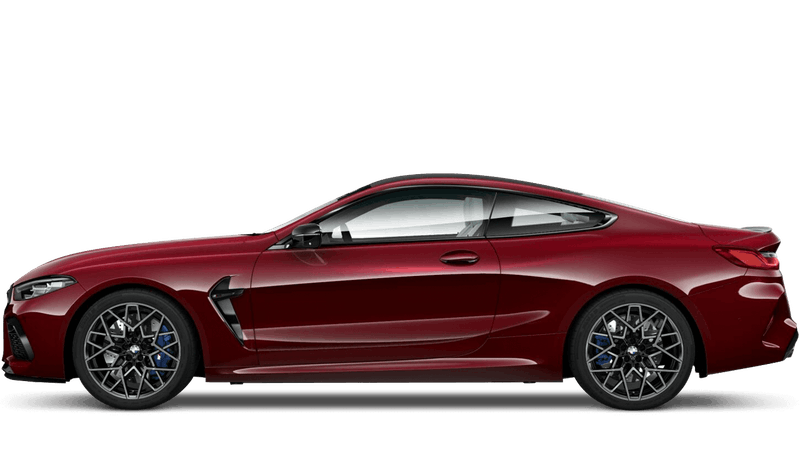 Aventurine Red (Metallic) BMW M8 Competition Coupe