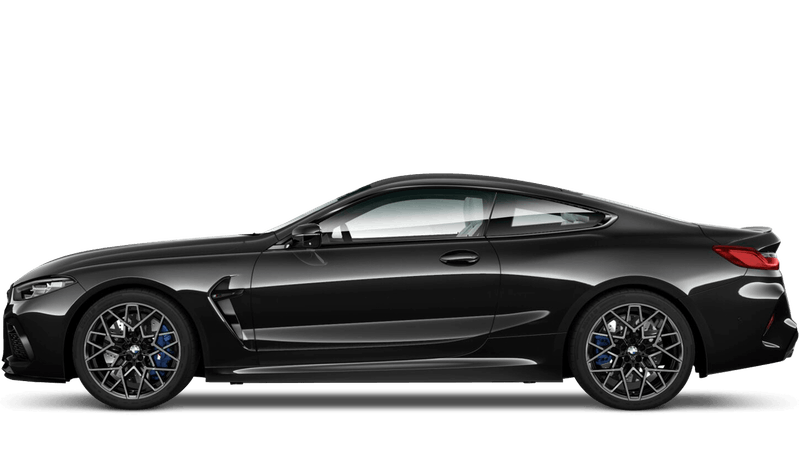 Black Sapphire BMW M8 Competition Coupe