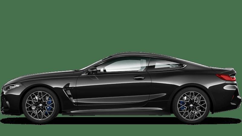 Black Sapphire BMW M8 Competition Coupé