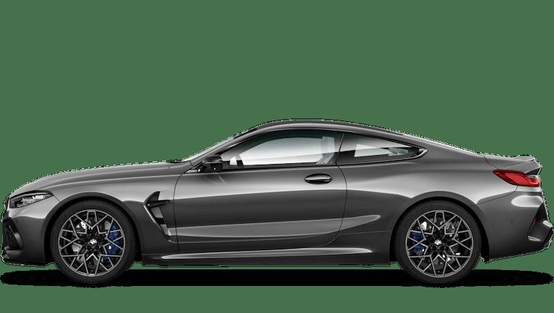Brands Hatch Grey BMW M8 Competition Coupé
