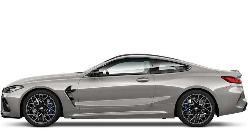 Donington Grey BMW M8 Competition Coupe
